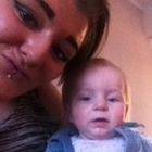 Hollie, baby sitting in Kingsnorth TN23