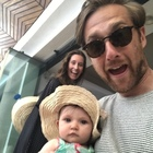 David, offer nanny share - WC2R London